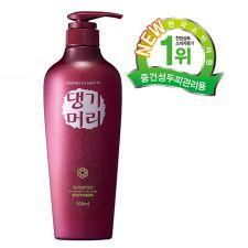 Doori Daeng Gi Meo Ri Shampoo For Normal to Dry Scalp 16.9 fl.oz(500ml), 두리 댕기머리 중건성 두피용 샴푸 16.9 fl.oz(500ml)