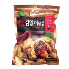 Saongwon Deep Fried Spicy Seaweed Roll 1.12lb(510g), 사옹원 매콤 김말이 튀김 1.12lb(510g)