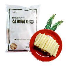 NangMan Brother Wheat Flour Cake 35.27oz(1kg), 낭만 브라더 찰떡볶이 알알이 35.27oz(1kg)