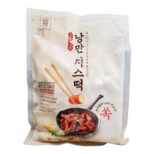 NangMan Brothers Korean Fusion Rice Cake with Cheese 21.16oz(600g), 낭만 브라더 낭만 치즈떡 21.16oz(600g)