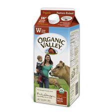 Organic Valley Whole Milk 64 fl.oz(1.89L) , 올가닉 밸리 홀 밀크 (우유) 64 fl.oz(1.89L)
