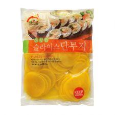 Sliced Pickled Radish 2.2lbs(1kg)