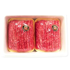 Certified Angus Beef Gift Set - Sliced Short Ribs (LA Style) 4LBS x 2 Packs, CAB (Certified Angus Beef) 앵거스 갈비 선물세트 - LA갈비 4LBS x 2팩, Certified Angus Beef Gift Set - Sliced Short Ribs (LA Style) 4LBS x 2 Packs