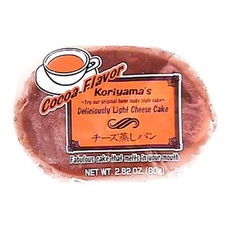 Light Cheese Cake Cocoa Flavor 2.82oz(80g)