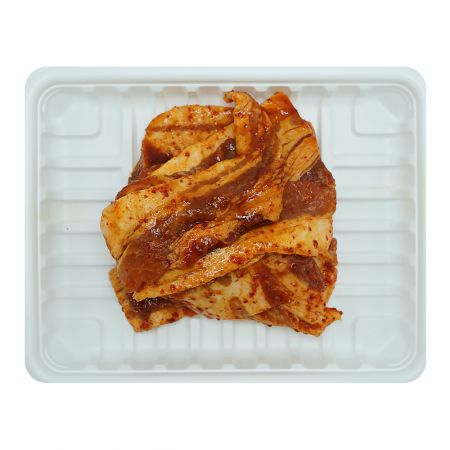 Marinated Pork Sliced Single Rib Belly 2lb(907g)