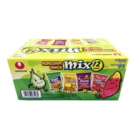 Snack Mix 5.9oz(735g) 12 Packs