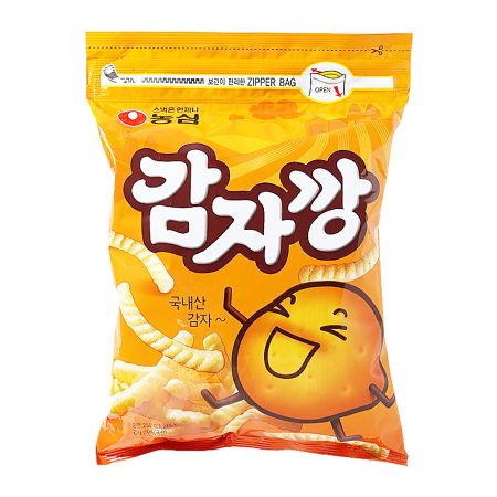 Potato Snack Big Size 8.81oz(250g)
