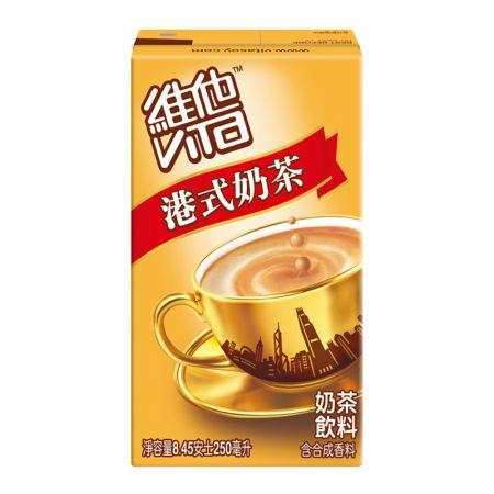 Hong Kong Style Milk Tea 8.45 fl.oz(250ml) X 6 Pcs