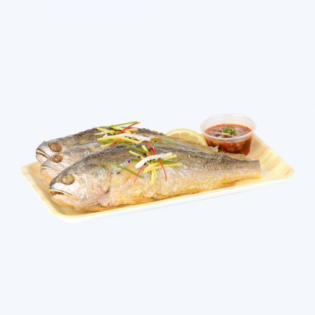 Grilled Yellow Croaker