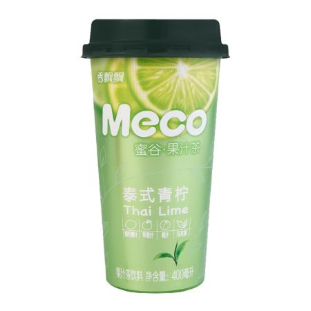 Meco Thai Lemon Tea 13.52oz(400ml)