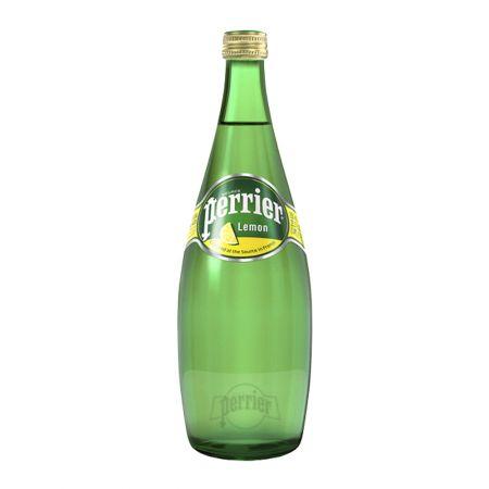 Carbonated Mineral Water Lemon Flavor 25.3 fl.oz(750ml)