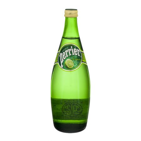 Carbonated Mineral Water Lime Flavor 25.3 fl.oz(750ml)