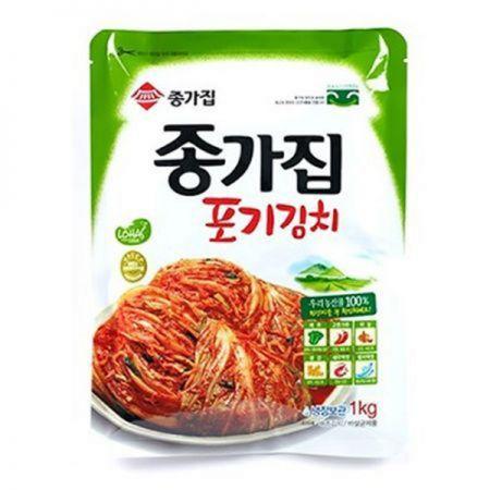 Whole Cabbage Kimchi (Poggi Kimchi) 2.2lb(1kg)