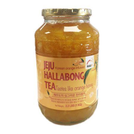 Jeju Hallabong Tea with Honey 2.2lb(1kg)