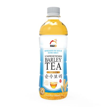 Unsweetened Barley Tea 16.9 fl.oz(500ml)