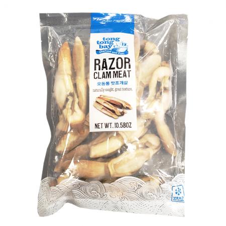 Cooked Razor Clam 10.58oz(300g)