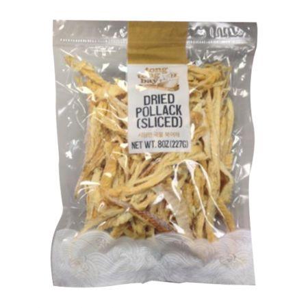 Dried Sliced Pollack 8oz(227g)