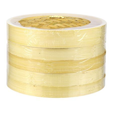 Bamboo Steamer 8.26in(21cm)