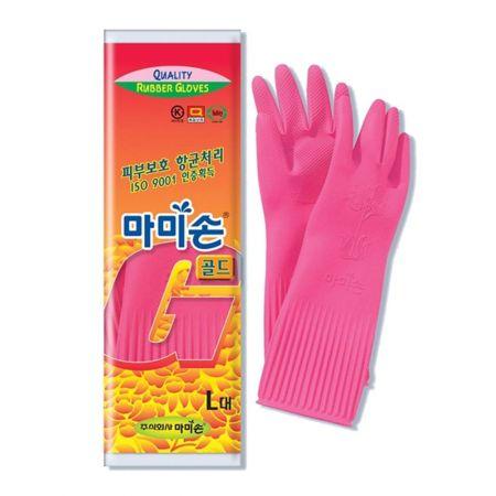Rubber Gloves Large