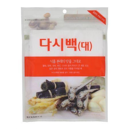 Filter Dasibag for Soup Large 1 Ea