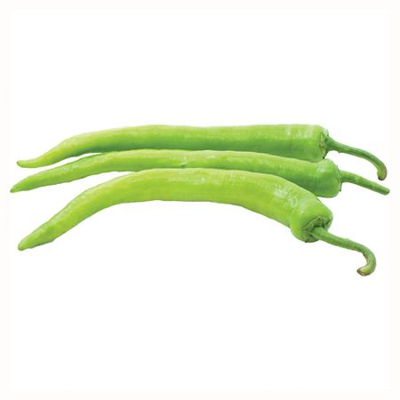 Green Long Hot Pepper 1lb(453g)
