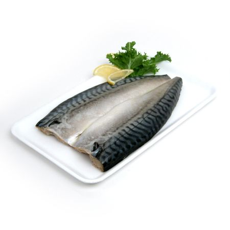Salted Mackerel Whole Fish 0.75lb(340g) 1 Pc