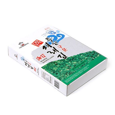 Roasted Seaweed Laver 0.42oz (5 Sheet) 5 Packs