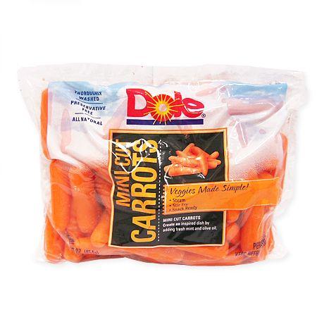 Mini Carrots 16oz(454g)