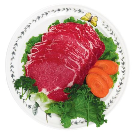 Frozen Beef Sliced Ribeye Bulgogi 1lb(454g)
