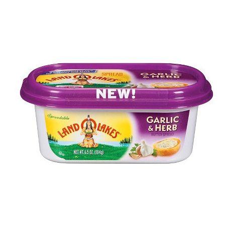 Garlic Herb Butter Spread
