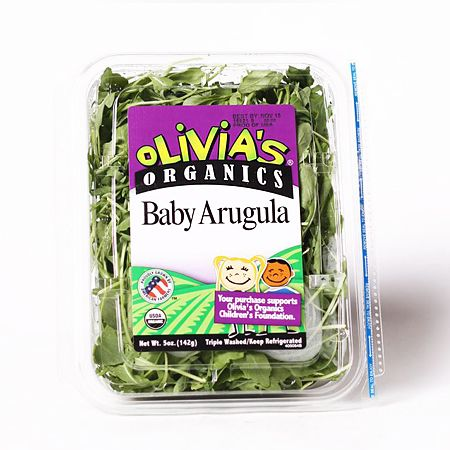 Baby Arugula 5oz(142g)
