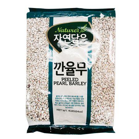Peeled Pearl Barley 4lb(64oz)