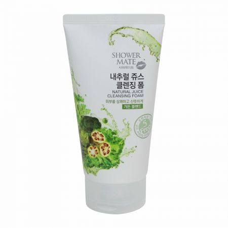 Natural Juice Cleansing Foam Garden Blend 120g(4.23oz)
