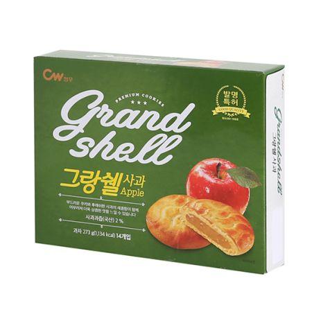 Grandshell Apple 9.6oz(273g)