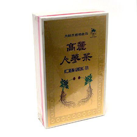 Korean Ginseng Tea 0.07oz(2g) 100ea