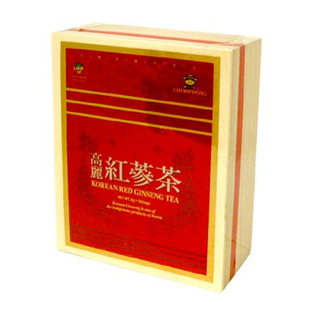 Korean Red Ginseng Tea - 100bags