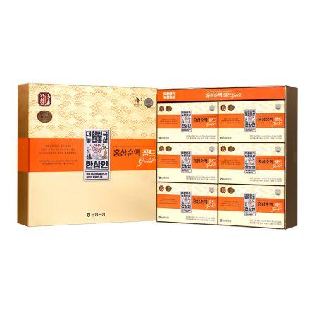 Korean Red Ginseng Pure Liquid 2.37oz(70ml) 60 Pouches