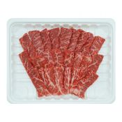 USDA Choice Beef Sliced Boneless Short Ribs 0.5lb(227g)
