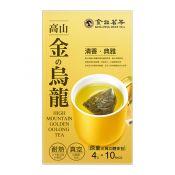 High Mountain Golden Oolong Tea 0.14oz(4g) 10 Bags