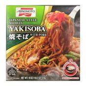 Yakisoba with Pork 18oz(510g)