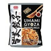 Umami Gyoza Dumplings Pork&Leek 21oz(595g)