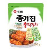 Ponytail Radish Kimchi (Chongkak Kimchi) 17.6oz(500g)