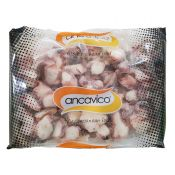 Frozen Cooked Giant Squid Slices 1lb(454g)