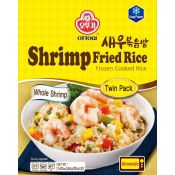 Frozen Cooked Rice Shrimp Fried Rice 15.87oz(450g)