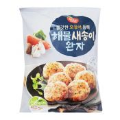 Seafood Patties with King Oyster Mushroom 1.75lb(795g)