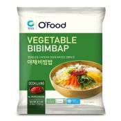 Vegetable Bibimbap 0.5lb(230g)