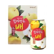 Crushed Pear Juice 8 fl.oz(238ml) 12 Cans