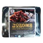 Spicy Stir-Fry Cuttlefish 12oz(360g)