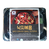 Spicy Stir-Fry Octopus 12oz(360g)