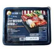 Gunsan Squid Seafood Stew 900g+Sauce 100g